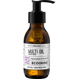 ECOOKING - Cream & Oil - Organic Jojoba & Sesamöl Multi Oil