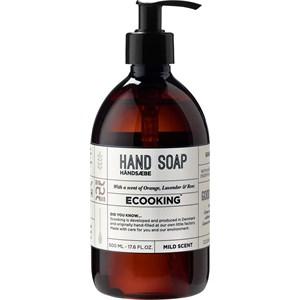ECOOKING - Handpflege - Orange & Lavender & Rose Hand Soap