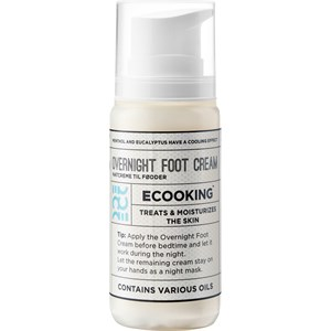 ECOOKING - Handpflege - Overnight Foot Cream