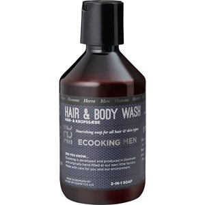 ECOOKING - Herrenpflege - Hair & Body Wash