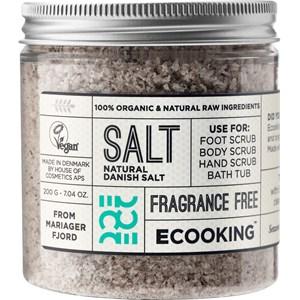 ECOOKING - Scrub & Masks - Salt Scrub