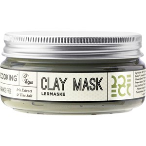 ECOOKING - Scrub & Masks - Iris Extrakt & Zink Salz Clay Mask