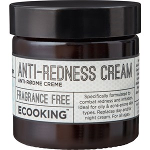 ECOOKING - Treatment - Fragrance Free Anti-Redness Cream
