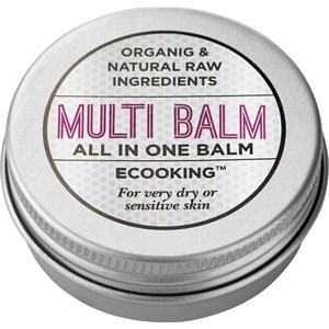 ECOOKING - Treatment - Fragrance Free Multi Balm