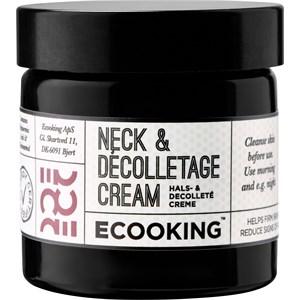 ECOOKING - Treatment - Neck & Decolleté Cream