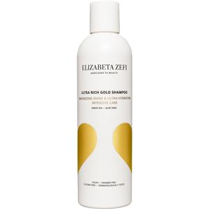ELIZABETA ZEFI DEDICATED TO BEAUTY - Shampoo - Ultra Rich Gold Shampoo