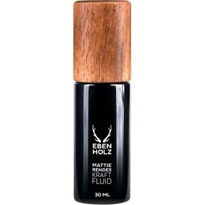 Ebenholz skincare - Gesichtspflege - Mattierendes Kraftfluid