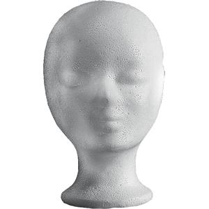 Efalock Professional - Training Materials - Styrofoam Head