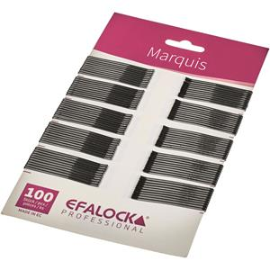 Efalock Professional - Hair Pins and Hair Clips - Marquis Hair Clips, Length 4 cm