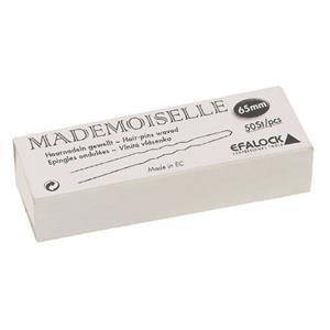 Efalock Professional - Haarnadeln und Haarklammern - Haarnadeln Mademoiselle Länge 6,5 cm