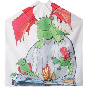 Efalock Professional - Hairdressing Capes - Fire Dragon Kid's Cape