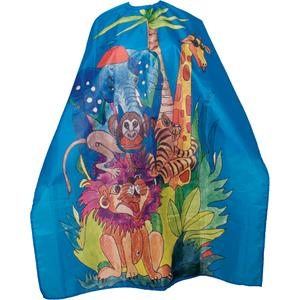 Efalock Professional - Hairdressing Capes - Wildlife Kid's Cape