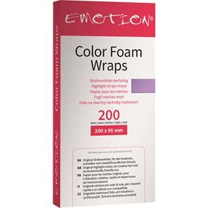 Efalock Professional - Disposables - Coloring Foam Wraps