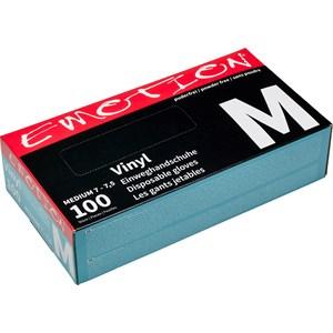 Efalock Professional - Disposables - Emotion vinyl gloves M
