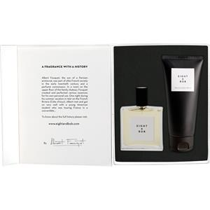 Image of Eight & Bob Herrendüfte Original Geschenkset Eau de Toilette Spray 100 ml + Shower Gel 200 ml 1 Stk.