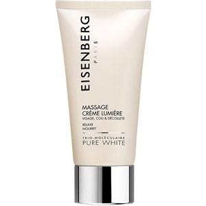Eisenberg - Cremes - Pure White Massage Crème Lumière
