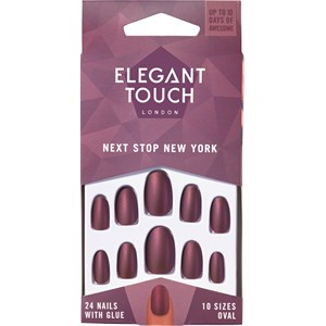 Elegant Touch - Kunstnägel - Polish Nails Next Stop New York