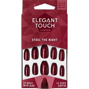 Elegant Touch - Kunstnägel - Polish Nails Steel the Night