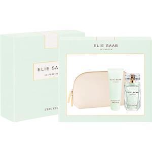 Elie Saab Damendüfte Le Parfum L´Eau Couture Geschenkset Eau de Toilette Spray 50 ml + Shimmering Body Lotion 75 ml 1 Stk.