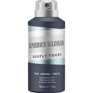 Image of Enrique Iglesias Herrendüfte Deeply Yours Male Deodorant Body Spray 150 ml
