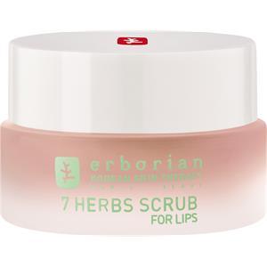 Erborian - Lip care - 7 Herbs Scrub for Lips