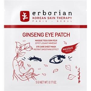 Erborian - Anti-Aging - Ginseng Eye Patch Mask