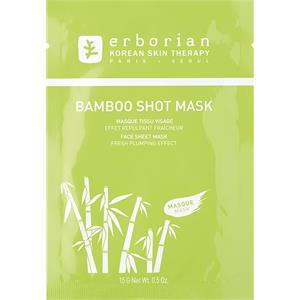 Erborian - Hydrate & Control - Bamboo Ritual Bamboo Shot Mask