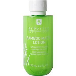Erborian - Bamboo - Matte Lotion