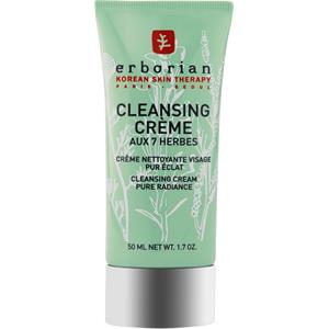 Erborian - Oil based cleansing - Cleansing Cream Pure Radiance