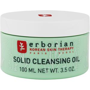 Erborian - Oil based cleansing - Solid Cleansing Oil 2-In-1 Make-Up Remover and Face Cleanser Balm