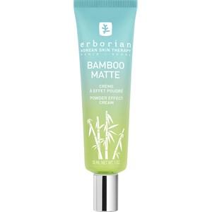 Erborian - Feuchtigkeit & Kontrolle - Bamboo Matte Crème