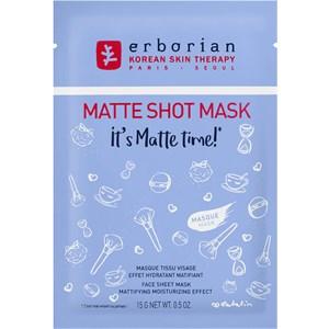 Erborian - Feuchtigkeit & Kontrolle - Matte Shot Mask