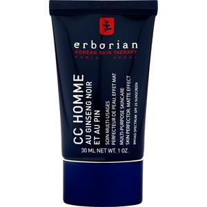 Erborian - BB & CC Crèmes - CC Homme au Ginseng Noir