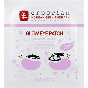 Erborian - Bright skin - Glow Eye Patch Mask