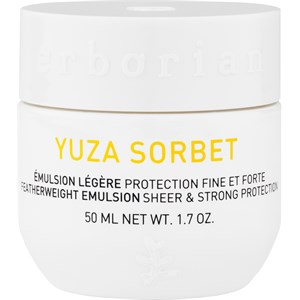 Erborian - Vitality & Protection - Yuza Sorbet Day Moisturizer