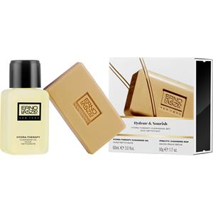 erno-laszlo-gesichtspflege-the-hydra-therapy-collection-cleansing-set-cleansing-oil-60-ml-phelityl-cleansing-bar-1-stk-