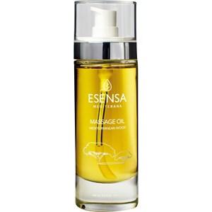 Esensa Mediterana - Mediterranean Aromatherapy - Massage oil mediterranean forest