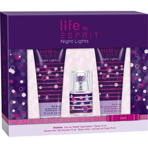 Esprit - Life by Esprit Night Lights - Gift Set