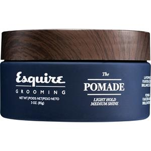 Esquire Grooming - Haarstyling - The Pomade