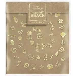 Essence - Accessoires - Vintage Beach Nail Stickers