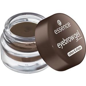 Essence - Eyebrows - Eyebrow Gel Colour & Shape