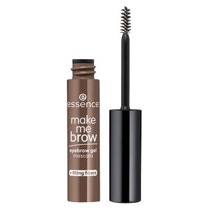 Essence - Eyebrows - Make Me Brow Eyebrow Gel Mascara