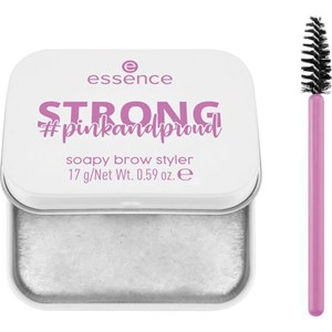 Essence - Eyebrows - Strong Soap Brow Styler