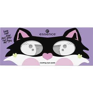 Essence - Augenpflege - Keep Calm And Put Your Cat Eyes On! Cooling Eye Pads