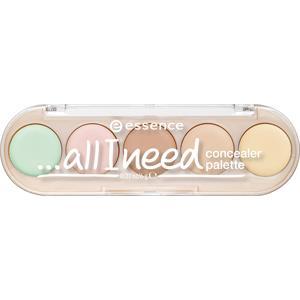 Essence - Concealer - All I Need Concealer Palette