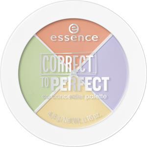Essence - Concealer - Correct To Perfect CC Concealer Palette