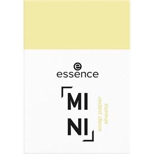 Essence - Handpflege - Soap Paper Sheets