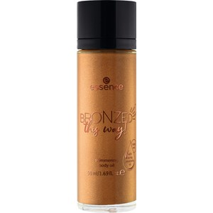 Essence - Body care - BRONZED this way! BRONZED this way!