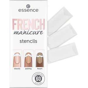 Essence - Faux ongles - French Manicure Stencils