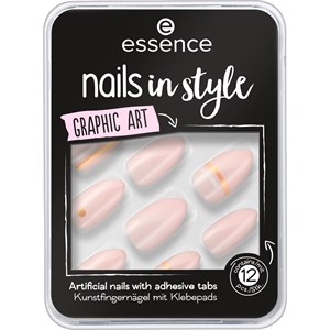 Essence - Artificial nails - Nails in Style